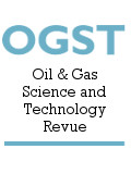 Oil & Gas Science and Technology - Revue d'IFP Energies nouvelles Cover page